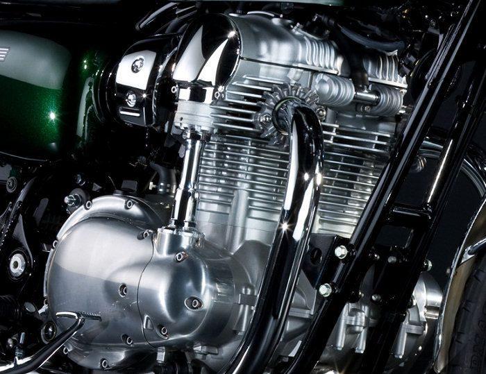 Kawasaki W 800 2012 - 5