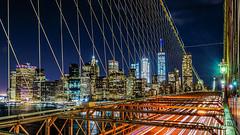 From the Brooklyn Bridge