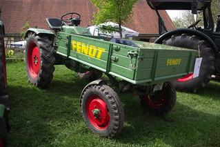 Traktorentag Hohenloher Freilandmuseum 2017