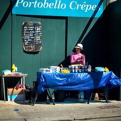 Portobello Crepes
