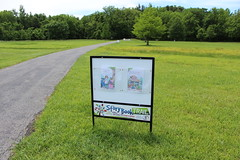 Storybook Trail on the LaCroix Recreation Trail