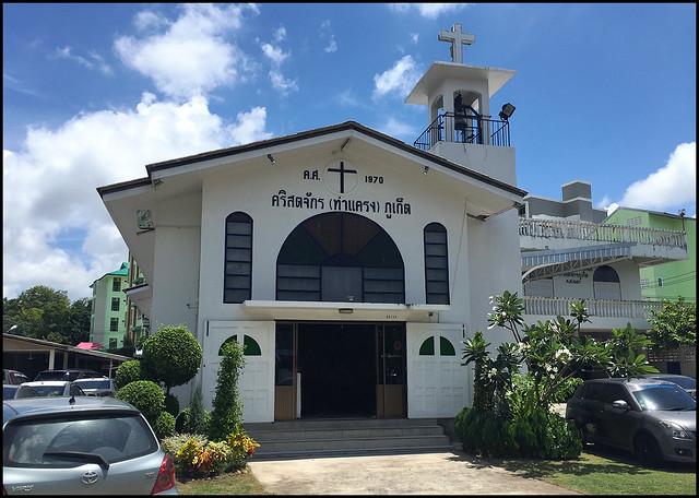 Phuket Church