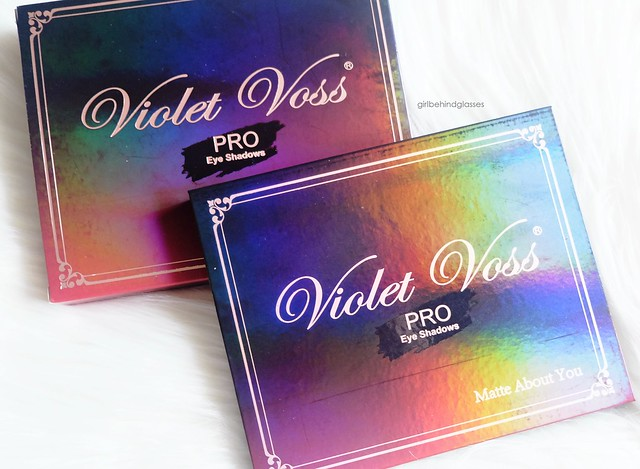 Violet Voss Matte About You Eyeshadow Palette