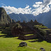 the main square with Wayna Picchu backdrop by jetomlin