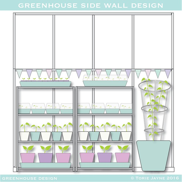 Greenhouse Design side wall design
