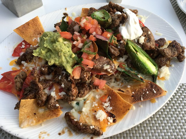Steak nachos - Escena Lounge & Grill