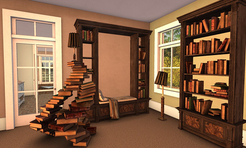 My library (2 of 3)