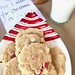 Peanut Butter Peppermint Cookies
