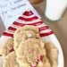 Peanut Butter Peppermint Cookies