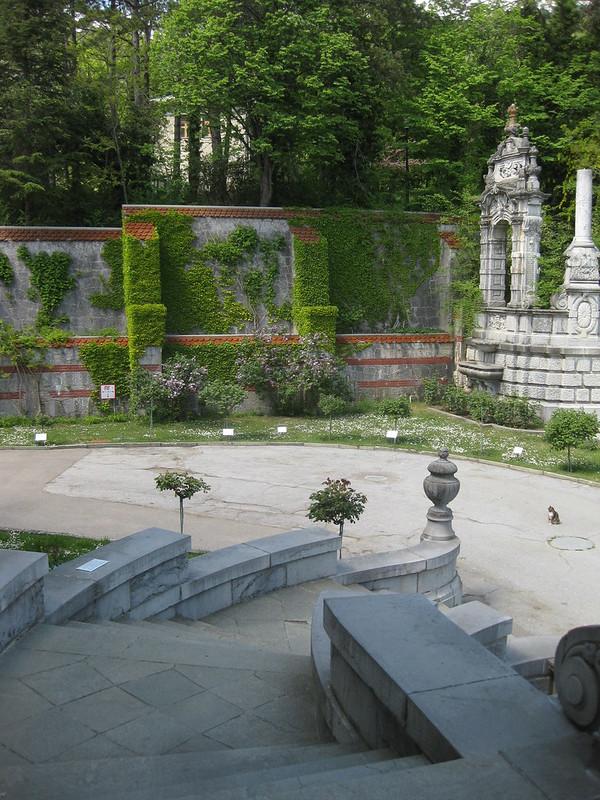Nikitsky Botanical Garden, Massandra