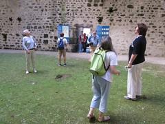 26. Mai 2017 - 11:19 - Partnerschaftsverein Vlotho - Aubigny: Ausflug nach Beaugency, 26.5.2017.