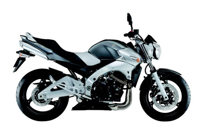 Suzuki GSR 600 2006 - 4