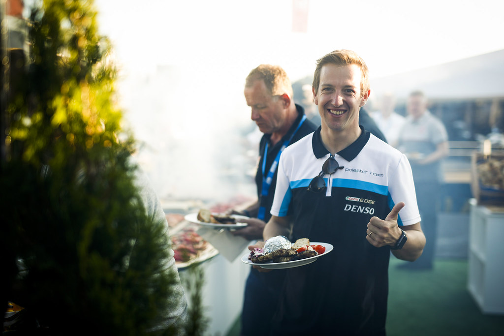 Ambiance barbecue during the 2017 FIA WTCC World Touring Car Race of Nurburgring, Germany from May 26 to 28 - Photo Florent Gooden / DPPI