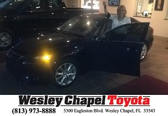 #HappyBirthday to Charlotte from Ross MacDonald at Wesley Chapel Toyota!