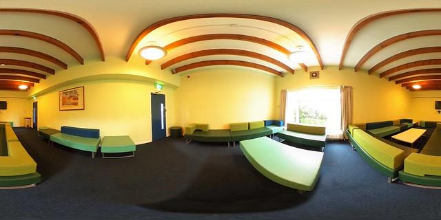 Wolfson Hall TV Room