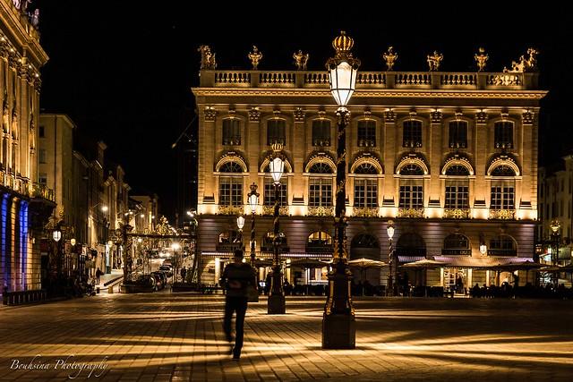 Les lumières STAN à Nancy