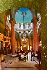 Church of St. George. Cairo, Egypt.