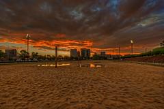 Baltimore: Rash Field sunrise