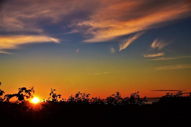 DSC 0089 - Sunrise, Nikon D5500, Sigma 18-250mm F3.5-6.3 DC Macro OS HSM