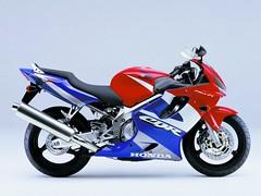 Honda CBR 600 F 2001 - 14