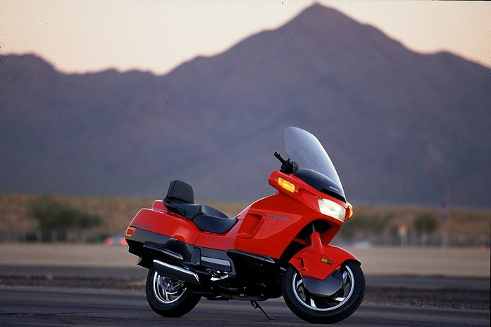 Honda PC 800 Pacific Coast 1989 - 0