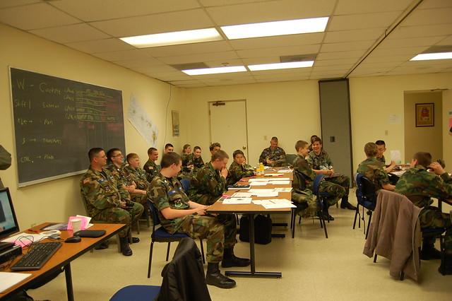 Northshore Mission Base - Mission Briefing