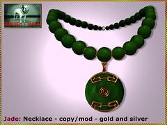 Bliensen - Jade - necklace