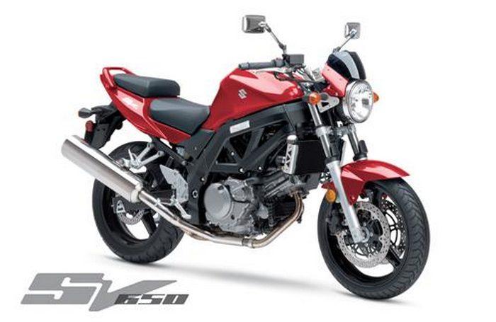 Suzuki SV 650 N 2003 - 12