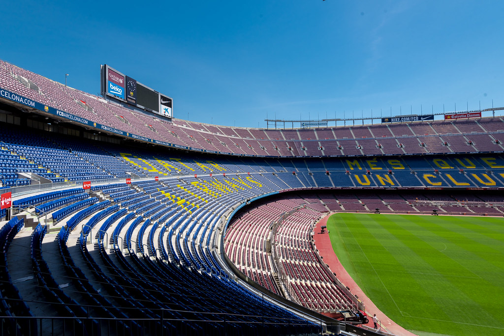 Hotels Near Camp Nou Stadium