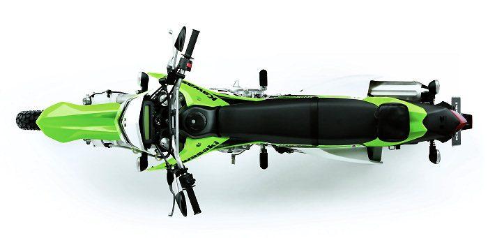 Kawasaki KLX 250 2012 - 13