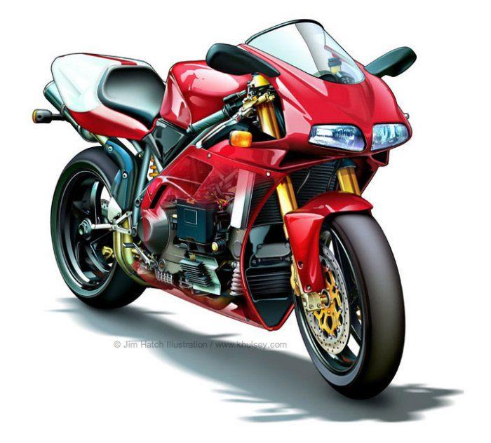 Ducati 996 2000 - 7