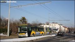 Irisbus Citélis 18 - Sémitag (Société d'Économie MIxte des Transports publics de l'Agglomération Grenobloise) / TAG (Transports de l'Agglomération Grenobloise) n°4420