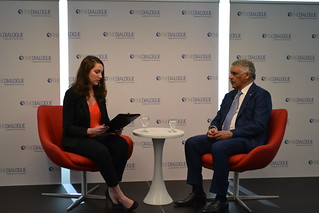 Entrevista a Miguel Vargas Maldonado, Canciller de la Republica Dominicana