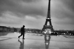 Fuji X70 - Rain In Paris
