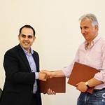 Πρωτόκολλο συνεργασίας TEΠAK και Οργανισμού Νεολαίας Κύπρου