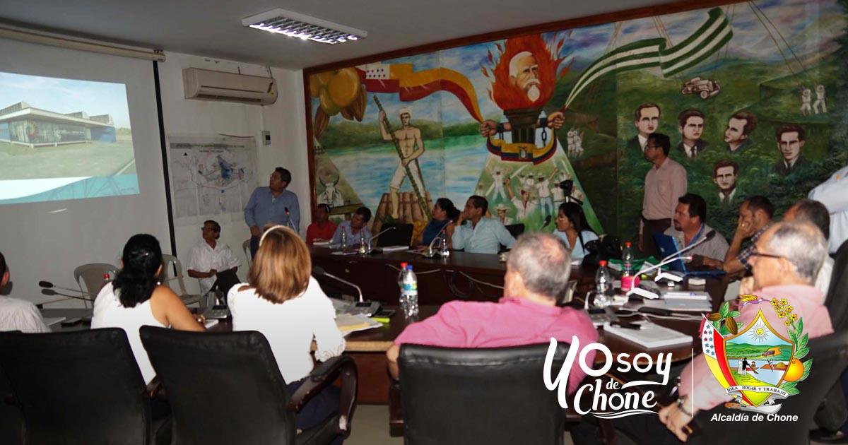 CNEL planteó propuesta al Concejo Cantonal