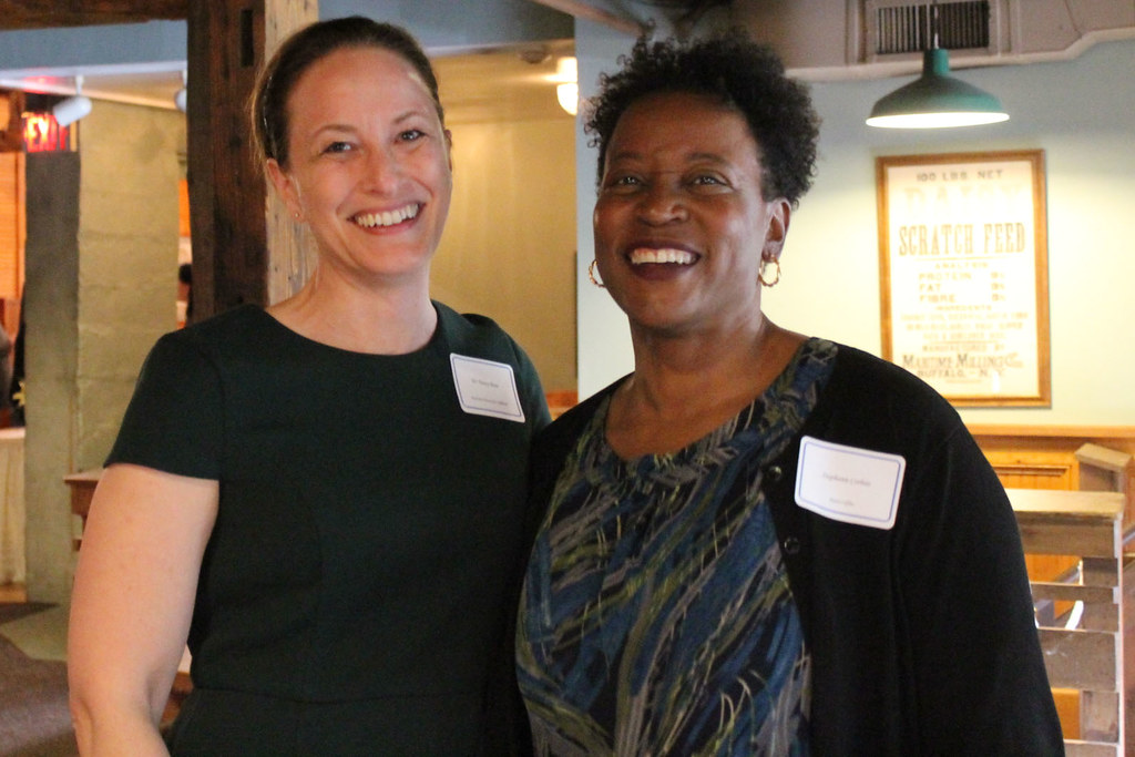 Tracey Baas and Stephanie Corbitt