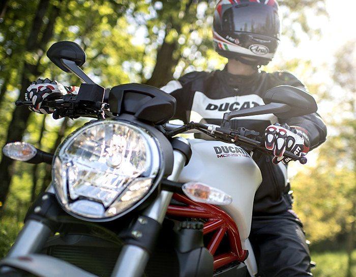 Ducati 821 Monster 2014 - 12