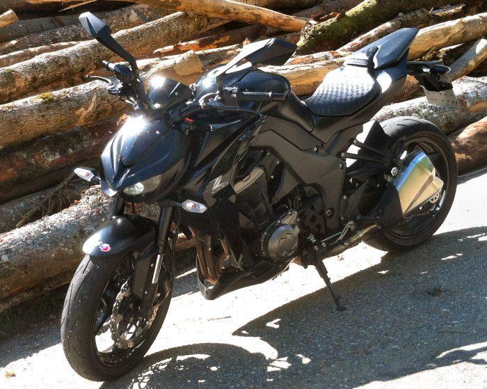 Kawasaki Z 1000 2014 - 6