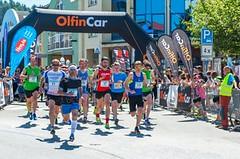 Na Trutnovském půlmaratonu rekordy padaly navzdory horku