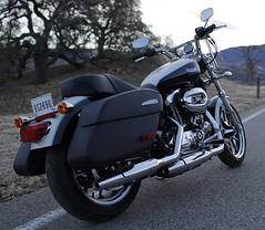 Harley-Davidson XL 1200 T SUPERLOW 2014 - 12