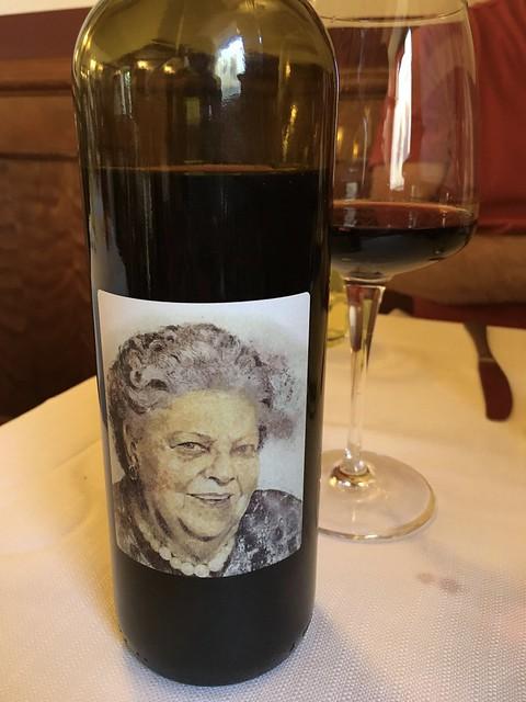 Red wine - Trattoria Sora Lella