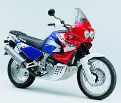 Honda XRV 750 AFRICA TWIN 2001 - 3