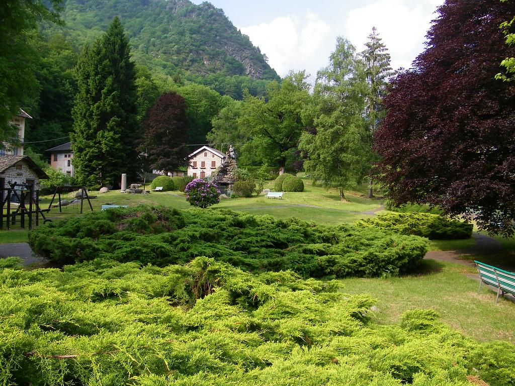 1] Rosazza (BI): Il Parco Comunale