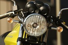 Moto-Guzzi V7 750 Cafe Classic 2010 - 19