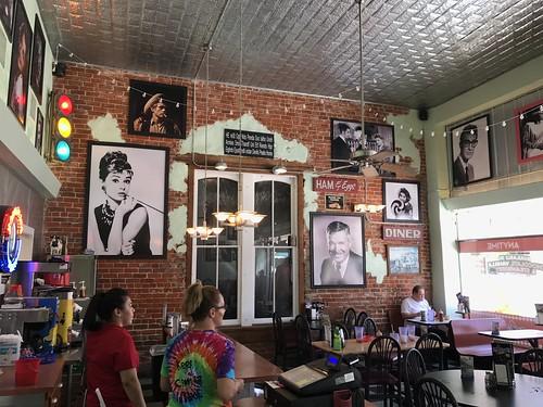 photos actors famous wall interior oklahoma shawnee