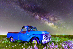 Ford Tough Milky Way