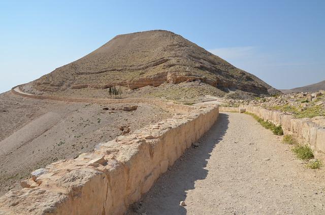 Machaerus, Jordan
