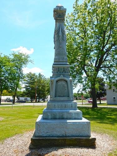 06-02-2017 Ride Civil War Memorial Lone Rock,WI