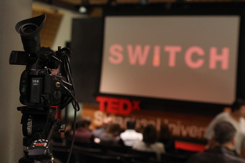 TEDx Syracuse University  ::  SWITCH